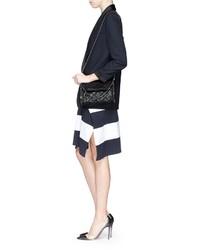 fb4362aa9822 ... Stella McCartney Falabella Mini Quilted Crossbody Bag ...