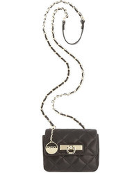 DKNY Gansevoort Quilted Mini Crossbody