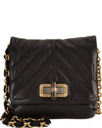 Lanvin Happy Mini Pop Quilted Crossbody