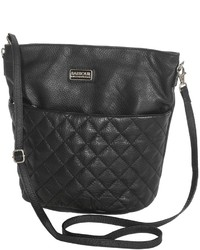 Barbour International Madison Leather Crossbody Bag