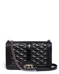 Rebecca Minkoff Love Quilted Leather Crossbody Bag
