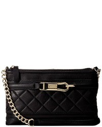 Calvin Klein Lux Lamb Quilted Leather Crossbody