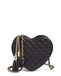 Mali lili quilted heart vegan leather crossbody bag medium 8688928