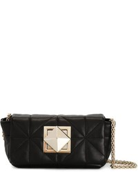 Sonia Rykiel Mini Quilted Crossbody Bag
