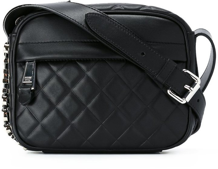Moschino Quilted Crossbody Bag Where To Buy How To Wear