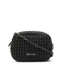 Emporio Armani Quilted Drop Shoulder Bag