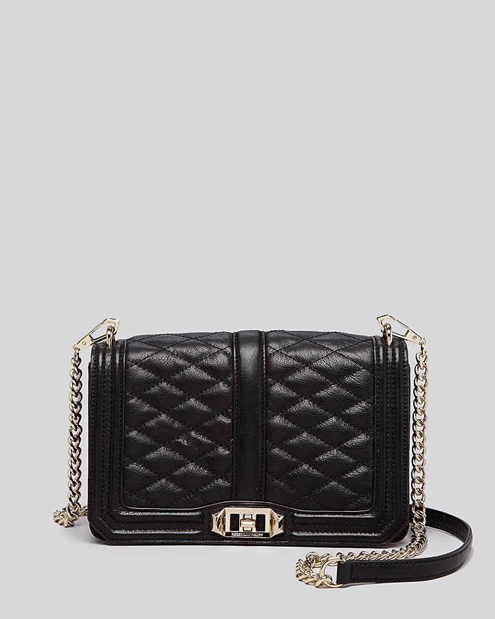 7850919f0 Rebecca Minkoff Quilted Love Crossbody, $295 | Bloomingdale's ...