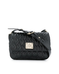 RED Valentino Red Quilted Shoulder Bag