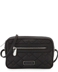 Marc by Marc Jacobs Sally Quilted Crossbody Bag Black