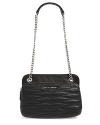 Vince Camuto Small Lizel Quilted Leather Convertible Crossbody Bag