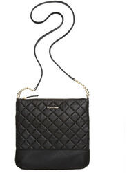 c84f279a4853 Calvin Klein Quilted Lamb Leather Crossbody Out of stock · Calvin Klein  Sutton Lamb Crossbody