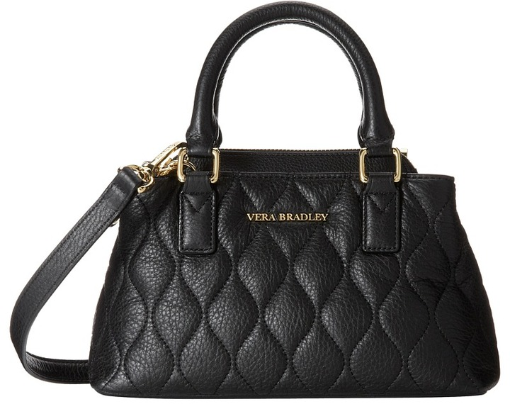 Vera Bradley Quilted Emma Mini Crossbody Where To Buy