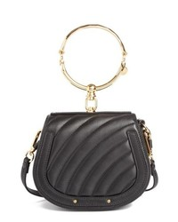 Chloé Small Nile Quilted Leather Crossbody Bag
