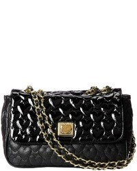 Betsey Johnson Be My Wonderful Flapover Shoulder Bags And Luggage