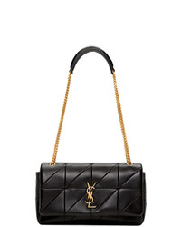 Saint Laurent Black Medium Jamie Bag