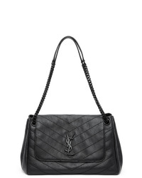 Saint Laurent Black Medium Nolita Bag