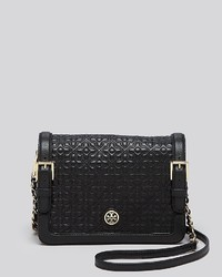 Tory Burch Crossbody Bloom Quilted Combo