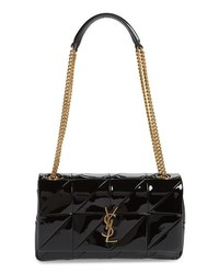 Saint Laurent Jamie Patchwork Leather Shoulder Bag