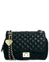 Marc B Knightsbridge Shoulder Bag Black