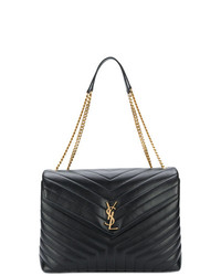 Saint Laurent Large Loulou Chain Bag