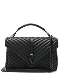 Saint Laurent Large Monogramme College Bag