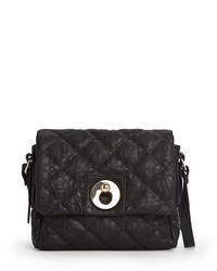 Mango Outlet Quilted Mini Cross Body Bag