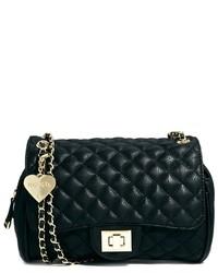 Marc B Knightsbridge Shoulder Bag Black