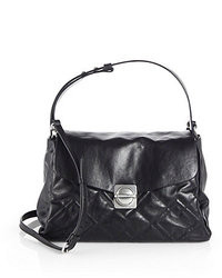 Marc by Marc Jacobs Circle In Square Quilted Shoulder Bag