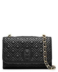 Tory Burch Marion Quilted Shrunken Shoulder Bag