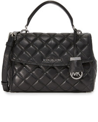 MICHAEL Michael Kors Michl Michl Kors Quilted Ava Small Satchel