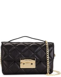 MICHAEL Michael Kors Michl Michl Kors Quilted Chain Cross Body Bag