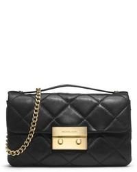 Michael Kors Michl Kors Sloan Quilted Leather Small Crossbody