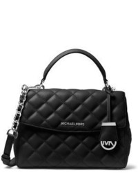 MICHAEL Michael Kors Michl Michl Kors Quilted Leather Satchel