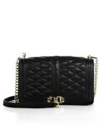 Rebecca Minkoff Quilted Love Leather Crossbody Bag