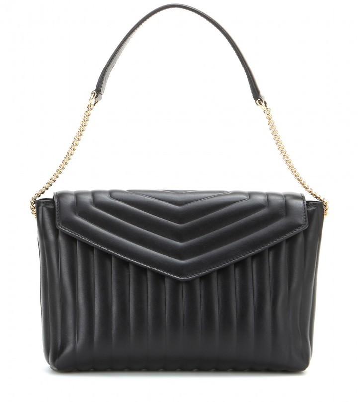 Salvatore Ferragamo Rosy Quilted Leather Bag