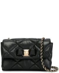 bcb5d9e2f6 Women s Black Quilted Leather Satchel Bags by Salvatore Ferragamo ...