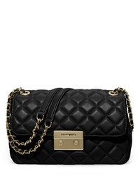 Michael Kors Sloan Large Quilted Leather Shoulder Bag