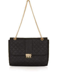 Topshop Quilted Shoulder Bag