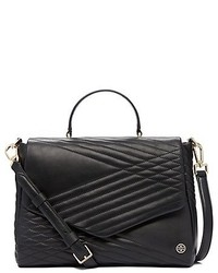 Tory Burch 797 Quilted Satchel