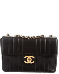 Chanel Vertical Quilt Classic Single Flap Bag