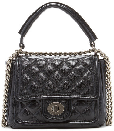 Zenith Handbags Small Quilted Purse