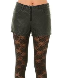 Billabong Desert Foxx Vegan Leather Short