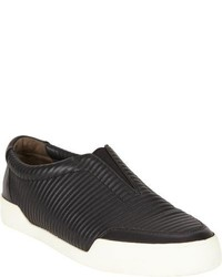 3.1 Phillip Lim Morgan Slip On Sneakers Black