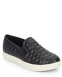 Steve Madden Earvin Quilted Slip On Sneakers