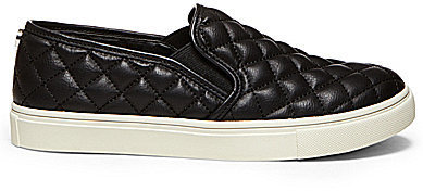 f8d35593e0a Steve Madden Ecentrcq Quilted Slip On Sneakers