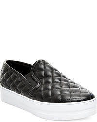Madden-Girl Madden Girl Plaaya Quilted Flatform Slip On Sneakers