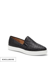 Vince Camuto Quilt  Quilted Slip On Sneaker