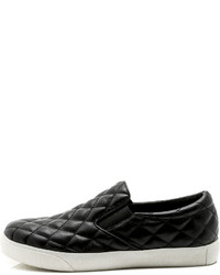 Wanted Quilted Slip On Sneaker