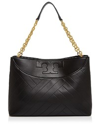 Tory Burch Alexa Quilted Slouchy Leather Tote