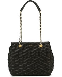 DKNY Quilted Shopper Tote